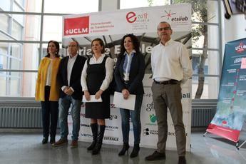 Inaugurada en Albacete la I Feria por el Empleo para mejorar la empleabilidad universitaria