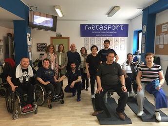 Metasport CLM contribuye a la actividad física y el deporte adaptado a personas con discapacidad