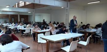 500 personas realizaron las pruebas para los certificados de profesionalidad de nivel 2 y 3 en Albacete