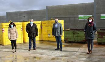 El centro de recogida de residuos de El Bonillo apuesta por la sostenibilidad y el respeto al medio ambiente
