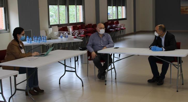 189 contrataciones nuevas en el Área Integrada de Villarrobledo en la lucha contra el coronavirus