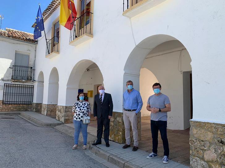 El Ballestero (Albacete) ejecuta tres iniciativas ITI que suman 35.000 euros
