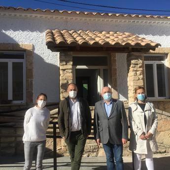 El Ayuntamiento de Nerpio y la Junta supervisan cinco proyectos contra la despoblación