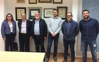 La Junta asesora a la Sociedad Musical 'Santa Cecilia' de Caudete para obtener la Declaración de Utilidad Pública