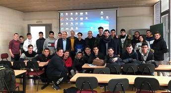 La Junta ha desarrollado actividades de sensibilización en prevención de riesgos laborales con más de 1.100 alumnos de la provincia de Albacete