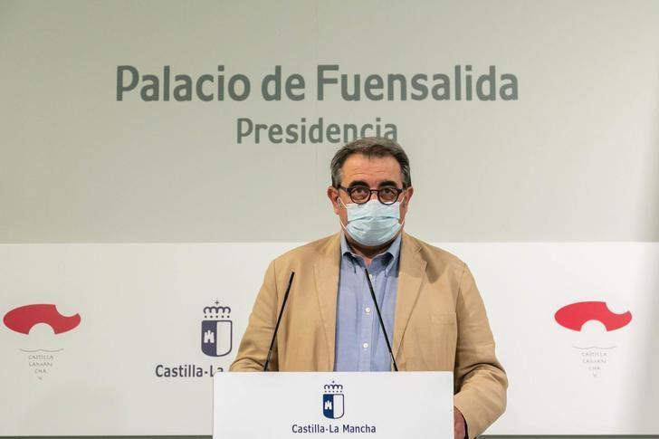 """El asentamiento de Albacete será trasladado en los próximos días a un espacio """"libre de coronavirus"""""""
