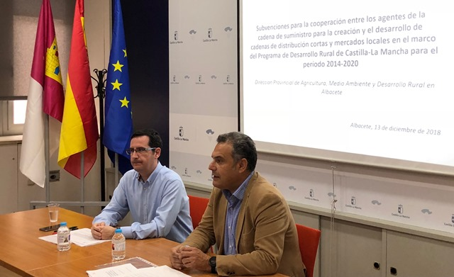 La Junta defiende las ventajas de los mercados locales para el sector agroalimentario de Albacete