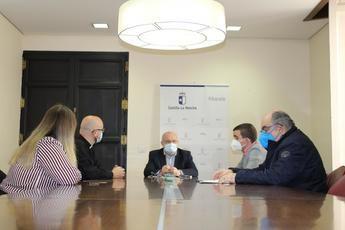 La Junta de Cofradías de la Semana Santa de Albacete analiza la aplicación de medidas nivel 2 en los espacios de culto