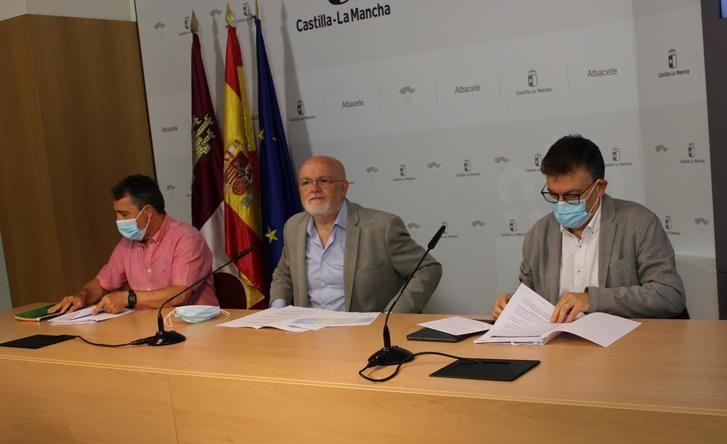 Castilla-La Mancha invierte 1,4 millones de euros para adaptar los centros educativos de Albacete frente al coronavirus