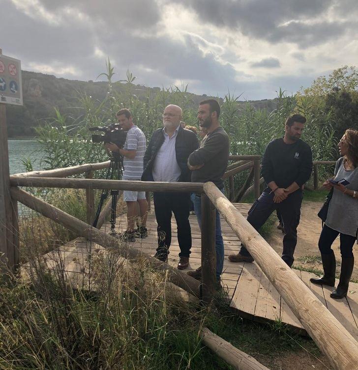 La Junta agradece la colaboración entre las diferentes administraciones para hacer frente a las inundaciones en Ossa de Montiel