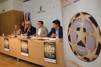Albacete celebra la VIII edición del Campeonato Nacional de Fútbol 7 Inclusivo de FECAM