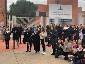 Cinco institutos de Albacete participan en el proyecto de igualdad a través de la música