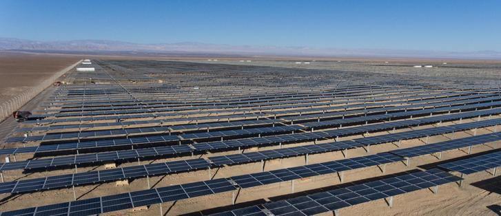 Eiffage Energía construirá varias plantas solares fotovoltaicas en Albacete, Almería y Murcia