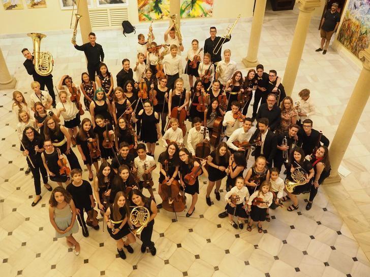 El Conservatorio de Música de la Diputación de Albacete ofrece el próximo fin de semana un curso de orquesta en inglés