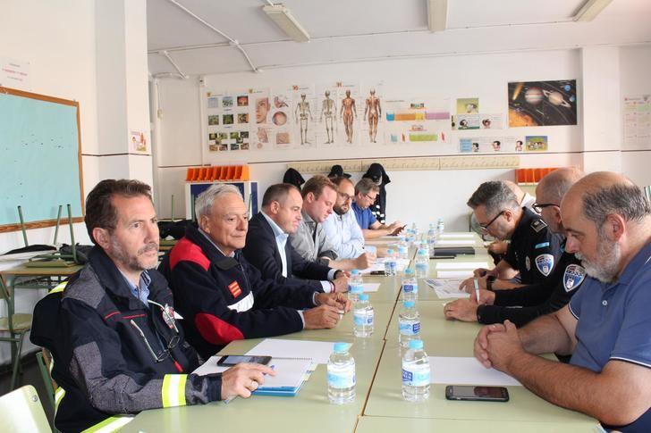 El alcalde de Albacete da por desactivado el Plan Territorial de Emergencias por las lluvias de los pasados días