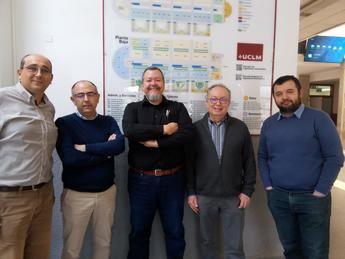 Investigadores de la UCLM trabajan en el desarrollo de los 'superordenadores' del futuro
