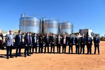 Comienzan las obras de ampliación en el polígono industrial 'Miguel Jerez' de Villarrobledo