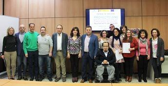Entregados en Albacete los diplomas del proyecto 'Wiki' y del curso de docencia para la FP