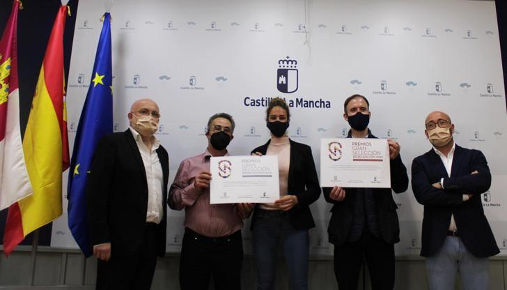 """Las queserías albaceteñas de """"Los Boliches"""" y """"La Jaraba"""" en los Premios Gran Selección 2020"""