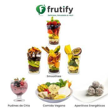Frutify, comida saludable con entrega gratuita dentro de España continental