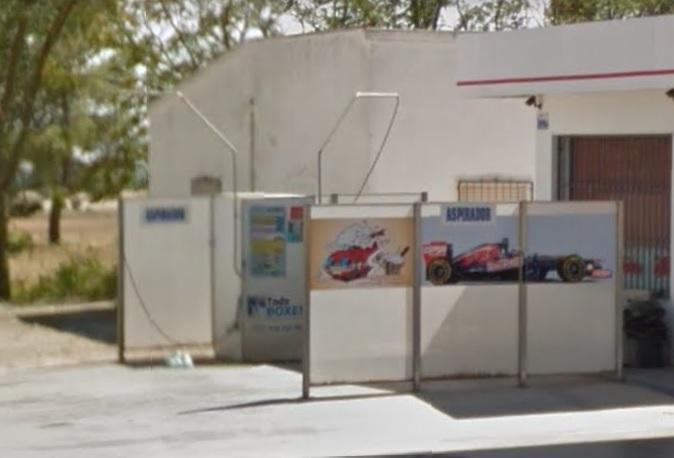 Dos detenidos por intentar robar una máquina de lavado a presión en Golosalvo (Albacete)
