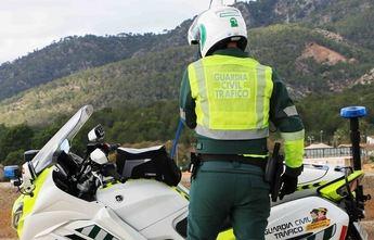 La DGT llevará a cabo este fin de semana una campaña intensiva de vigilancia y control de motos y ciclomotores