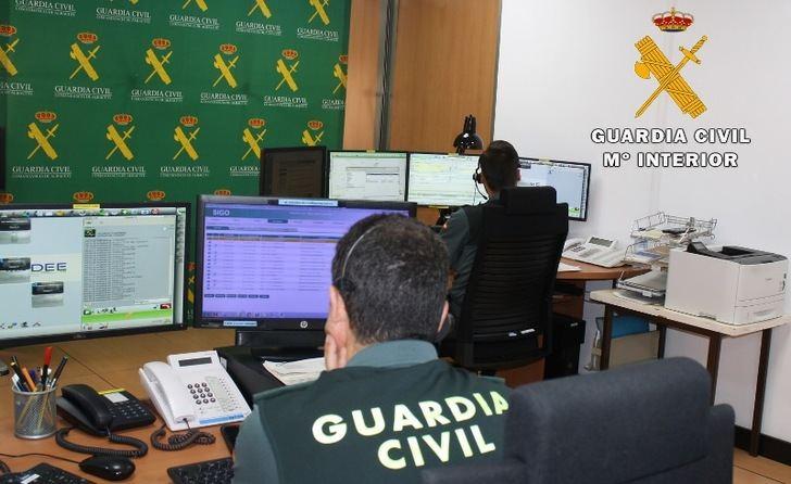 La Guardia Civil detiene a una persona y esclarece hasta 12 robos con fuerza en viviendas de La Roda