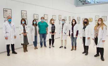 Investigadores del Hospital de Toledo abren la puerta a nuevos tratamientos para el coronavirus basados en la heparina