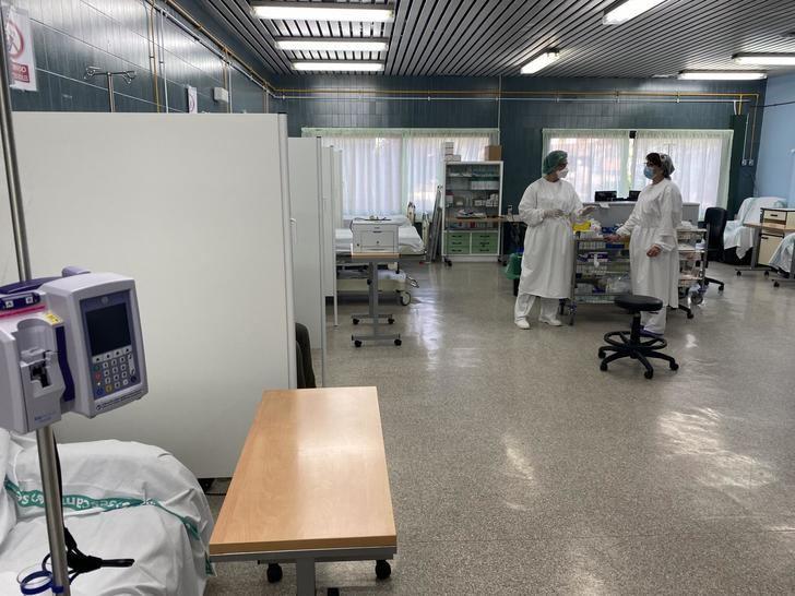 Atención Integrada de Albacete adapta espacios en el Hospital Universitario a las nuevas necesidades asistenciales