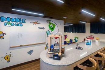 ESTUDIO Playa Mujeres presenta Doodle Land®, un concepto diseñado para los huéspedes más pequeños del resort