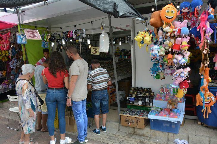 El Ayuntamiento de Albacete adjudica las 98 casetas de venta ambulante de los Ejidos para la Feria 2019