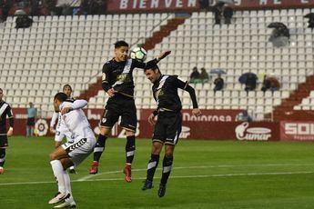 El Albacete Balompié buscará un buen resultado en Almería para 'seguir mirando hacia arriba'