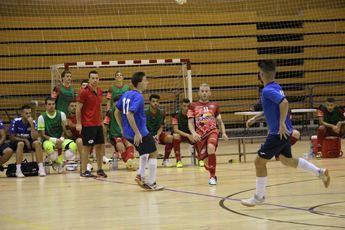 Fútbol sala solidario de UDAF y la Asociación Lassus, este domingo en Albacete