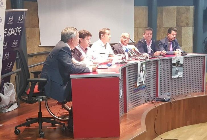 El Club de Tenis de Albacete organiza la X edición del 'Trofeo de Tenis en Silla de Ruedas' con el apoyo de la Diputación