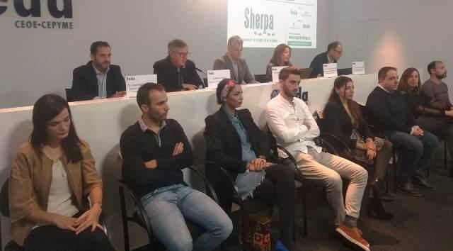 La Diputación de Albacete participa en el programa Sherpa, que ya tiene a sus ocho finalistas