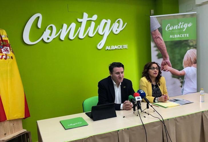 Contigo Albacete propone implantar la mediación vecinal gratuita y administrativa