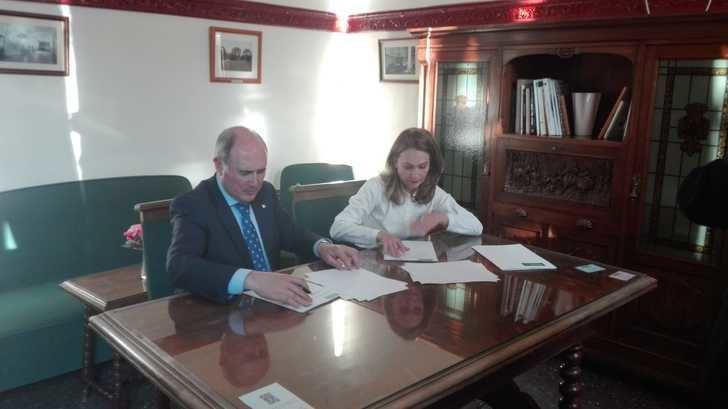 El instituto 'Bachiller Sabuco' y la fundación Globalcaja Albacete apuestan por la formación de nuestros jóvenes