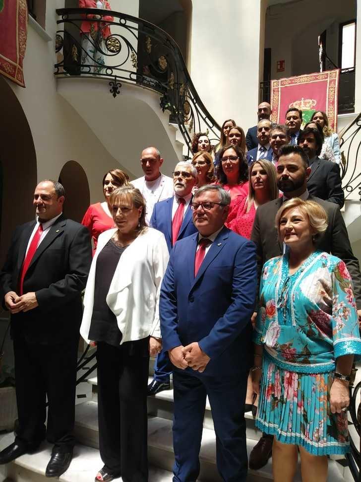 Ramón García reelegido para ser alcalde de Hellín cuatro años más