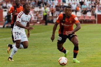 El Albacete luchó hasta el último aliento pero cayó eliminado del play-off por el Mallorca (1-0)