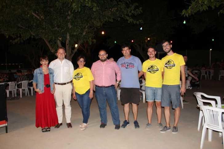 El alcalde de Albacete defiende en Argamasón la importancia de las pedanías