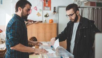 La participación en Castilla-La Mancha en las elecciones del 10N, más baja durante toda la jornada que en abril