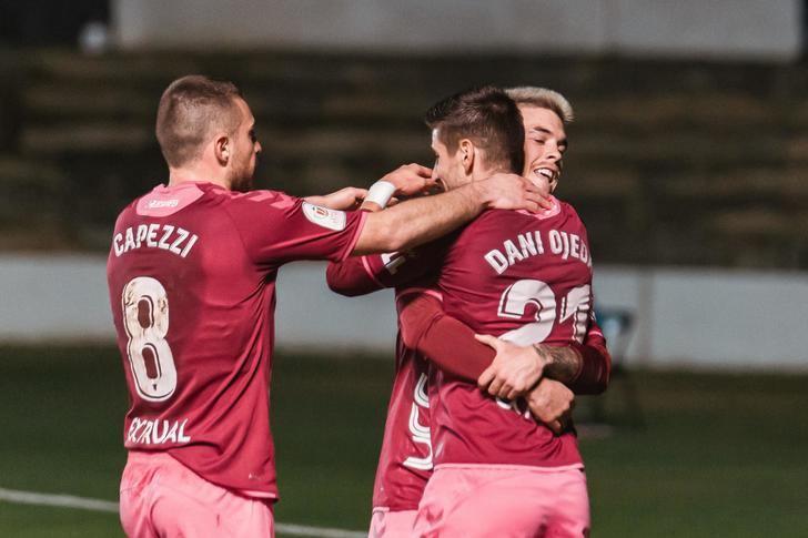 El Albacete sigue adelante en la Copa del Rey al ganar al Tudelano (0-1)