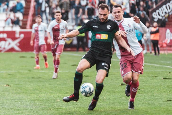 Nueva 'final' para el Albacete en Elche, para acercarse a la permanencia