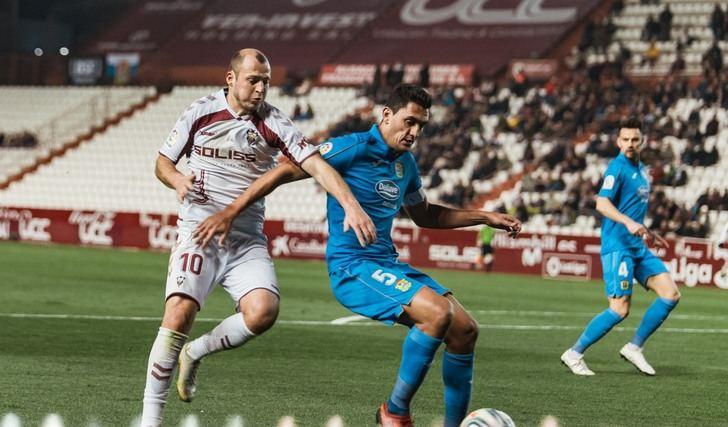 El Albacete aumenta más su pésima racha en casa y empata con el Fuenlabrada (1-1)