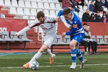 El Albacete Balompié aumenta su mala racha y pierde con el Deportivo (0-1)