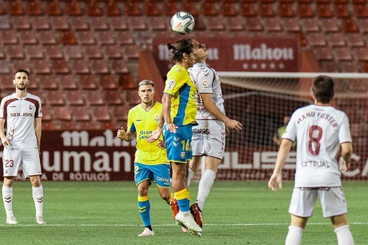 Empate sin goles entre Albacete Balompié y Las Palmas que no sirve a ninguno