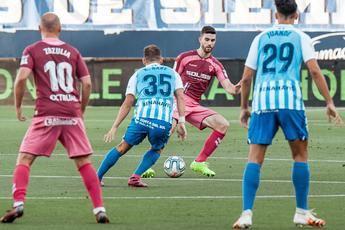 El Málaga y el Albacete no progresan, no marcan y siguen con problemas