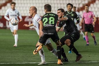 El Albacete sacó un punto en casa ante un Leganés mejor en la primera parte (0-0)