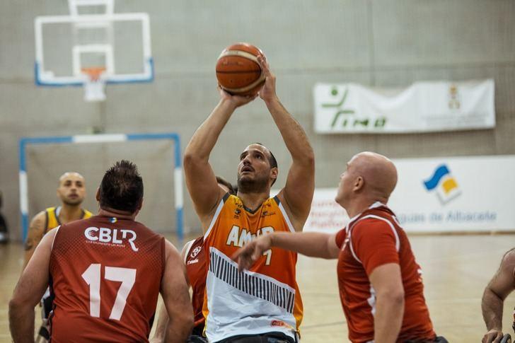 Aplazado el partido que debía disputar este sábado el BSR Amiab Albacete en el pabellón Lepanto