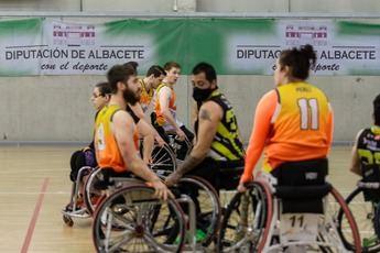 'Palizón' del BSR Amiab Albacete a un Getafe muy inferior (100-10)